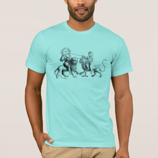 Sun in Opposition to the Moon T-Shirt