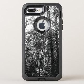 Sun in the darkness OtterBox defender iPhone 8 plus/7 plus case