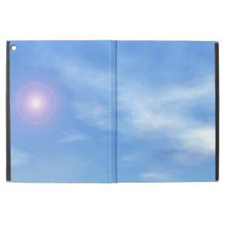 "Sun in the sky background - 3D render iPad Pro 12.9"" Case"