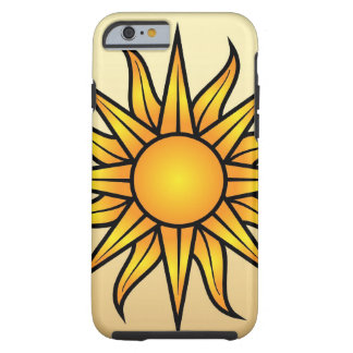Sun iPhone 6 case