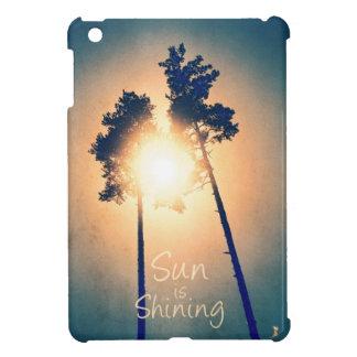 Sun is shining cover for the iPad mini