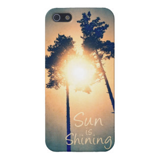 Sun is shining iPhone 5 covers