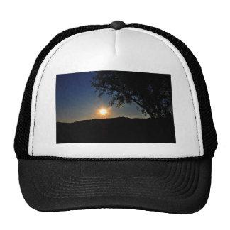 Sun is still shining mesh hat