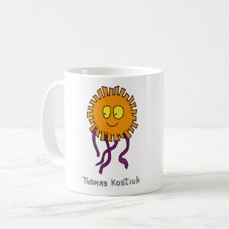 Sun-JellyFish Coffee Mug