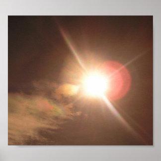 Sun Kiss (shade) Poster