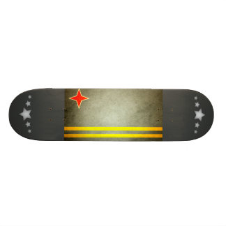 Sun kissed Aruba Flag Skateboards