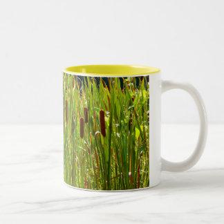 Sun-kissed Grass - mug