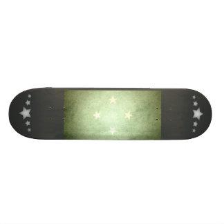 Sun kissed Micronesia Flag Skateboard Deck