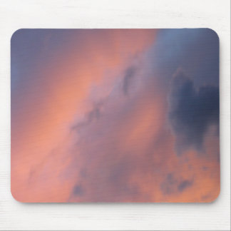 Sun Kissed Sky Mouse Pad