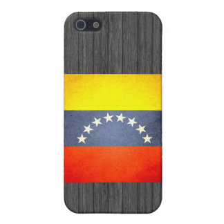Sun kissed Venezuela Flag iPhone 5 Cases