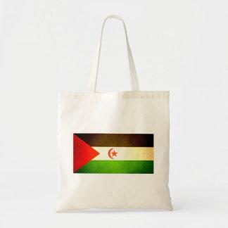 Sun kissed Western Sahara Flag Bag