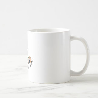 Sun kisses coffee mug