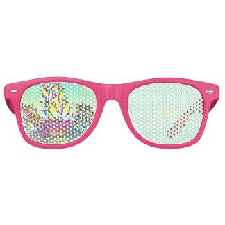 sun lenses model cool pink color retro sunglasses