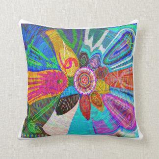 SUN Life Force on earth Cushion
