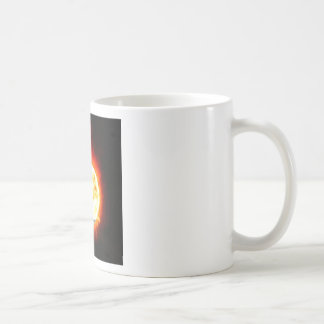 Sun Lightbulb Coffee Mug