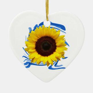 Sun-lights Grace Ceramic Ornament