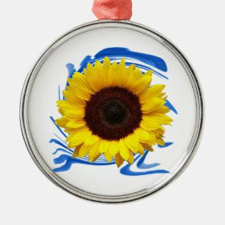 Sun-lights Grace Metal Ornament