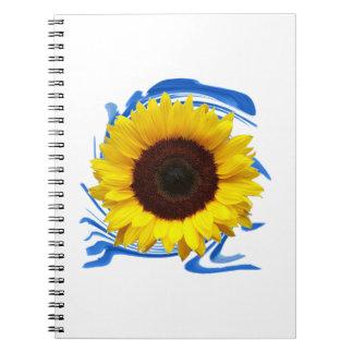 Sun-lights Grace Notebook