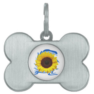Sun-lights Grace Pet ID Tag