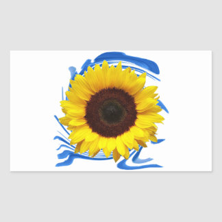 Sun-lights Grace Rectangular Sticker