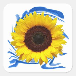 Sun-lights Grace Square Sticker