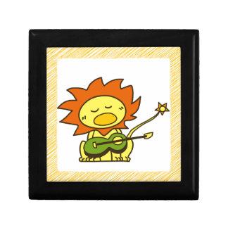 Sun lion gift box