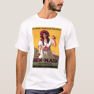 Sun-Maid California Raisin Poster T-Shirt