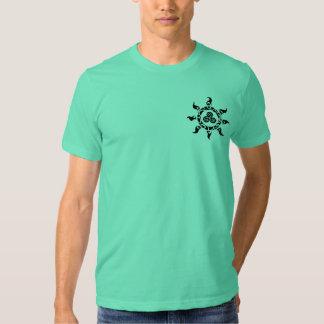 Sun Maori T-shirts