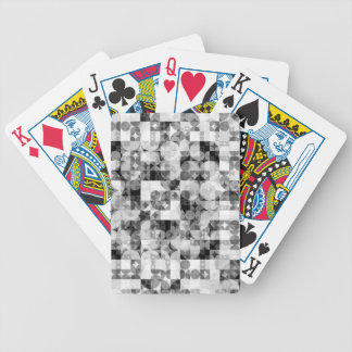 Sun, moon and stars bicycle playing cards
