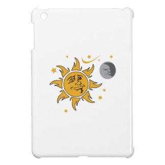 SUN MOON AND STARS iPad MINI CASE