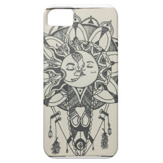 Sun&Moon Barely There iPhone 5 Case