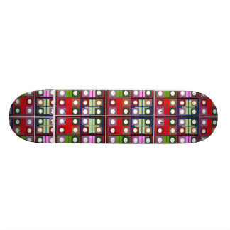 SUN Moon Bindi Shine Design Skateboards