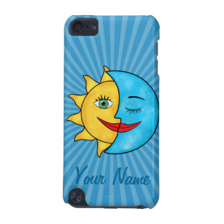 Sun Moon iPod Touch 5G Cover