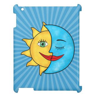 Sun Moon Celestial theme Case For The iPad