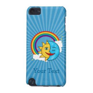 Sun Moon Rainboow Celestial theme iPod Touch 5G Cover