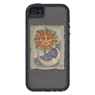 Sun Moon & Stars Case For The iPhone 5