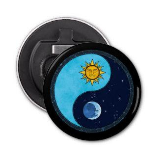 Sun Moon Yin Yang Symbol