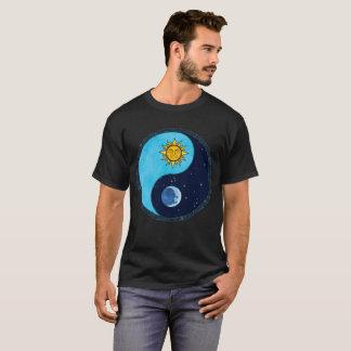 Sun Moon Yin Yang T-Shirt