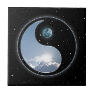 Sun-Moon Yin-Yang Tiles