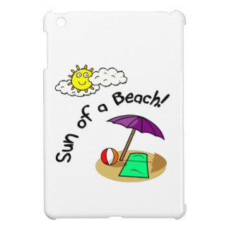 Sun of a Beach iPad Mini Cover