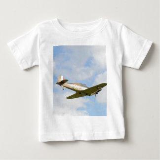 Sun On A Hawker Hurricane Baby T-Shirt