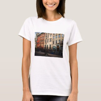 Sun on St. Mark's Place, East Village, NYC T-Shirt