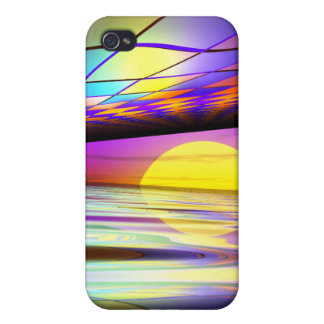 Sun Open Cases For iPhone 4