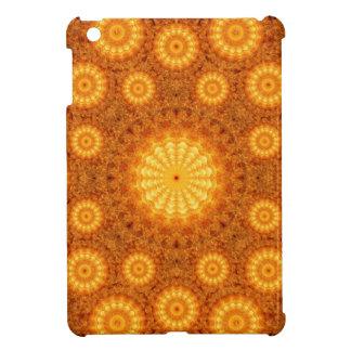 Sun Orbs Mandala iPad Mini Covers