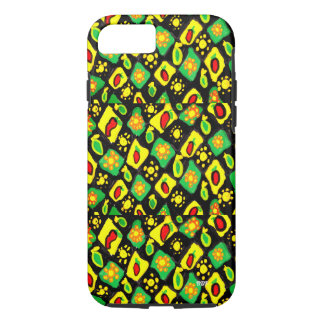 Sun peppers iPhone 8/7 case