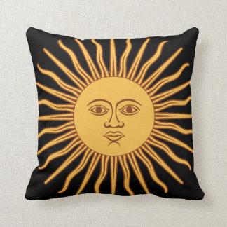 Sun Pillow 16x16
