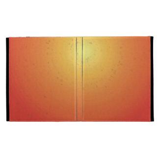 sun rays iPad folio covers