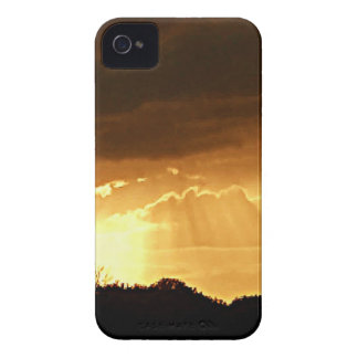 Sun Rays iPhone 4 Covers
