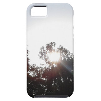 Sun Rays iPhone 5 Cover