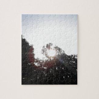 Sun Rays Jigsaw Puzzle